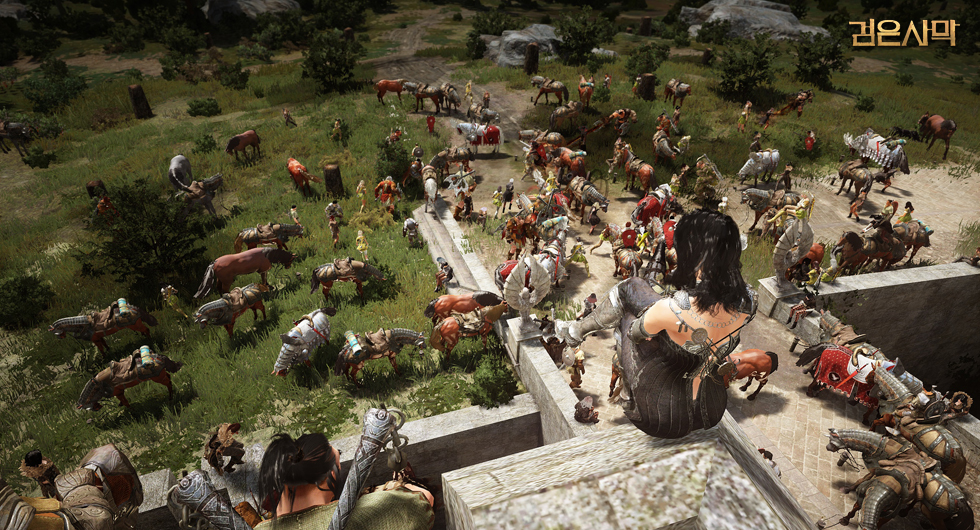 Black Desert: Neue Screens kurz vor der Open Beta