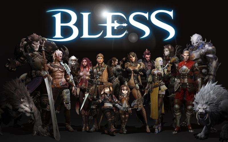 Bless Online: MMORPG amüsiert mit Weihnachts-Clip, hatte in 2015 selbst wenig zu lachen