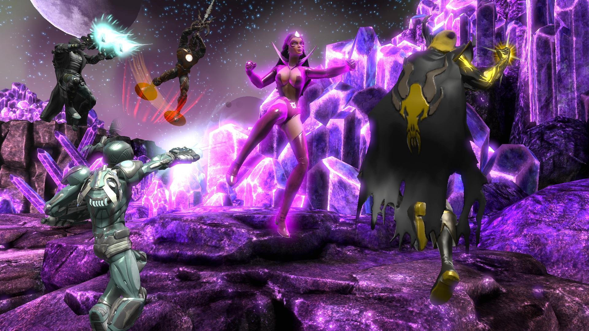 DC Universe Online: DLC War of Lights II gestartet – Im Zeichen der Laterne