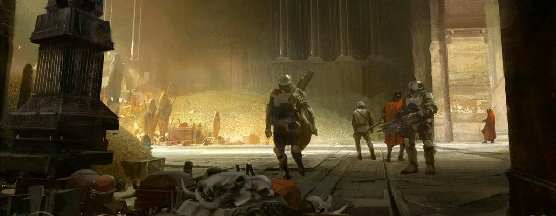Sieht aus, als wird das neue Spiel von Bungie ganz anders als Destiny 2