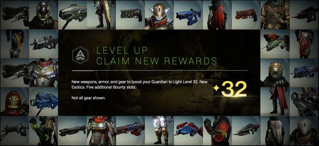 Destiny: Exotische Items von 30 auf 32 aufwerten? Bungie macht Andeutungen