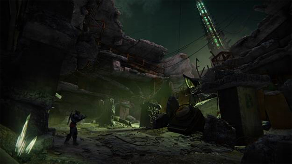 """Destiny: Erstes Gameplay-Video zu DLC """"Dunkelheit lauert"""" (mit Screens der Waffen und Rüstungen)"""