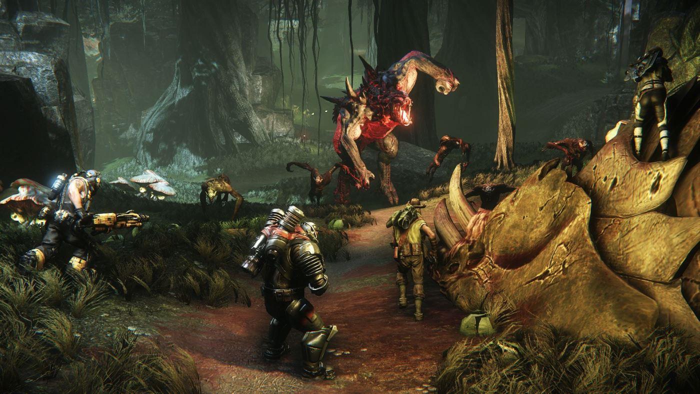 Evolve hat heftige Monster, heftigere Zahlen: Balance schon ganz gut