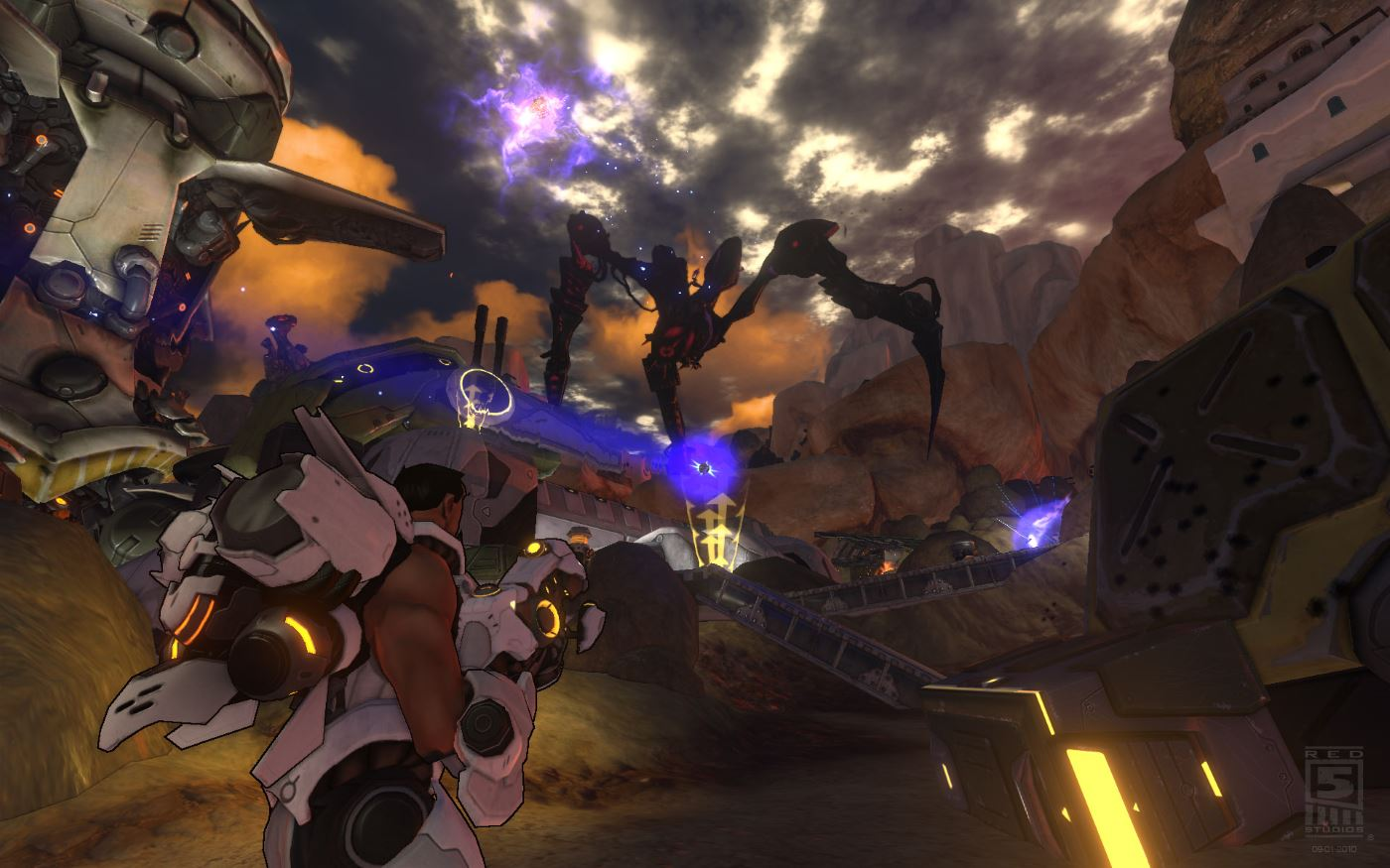 """Firefall: """"Jetzt, wo das Spiel tot ist, schaut Euch doch mein neues Game Ember an!"""""""
