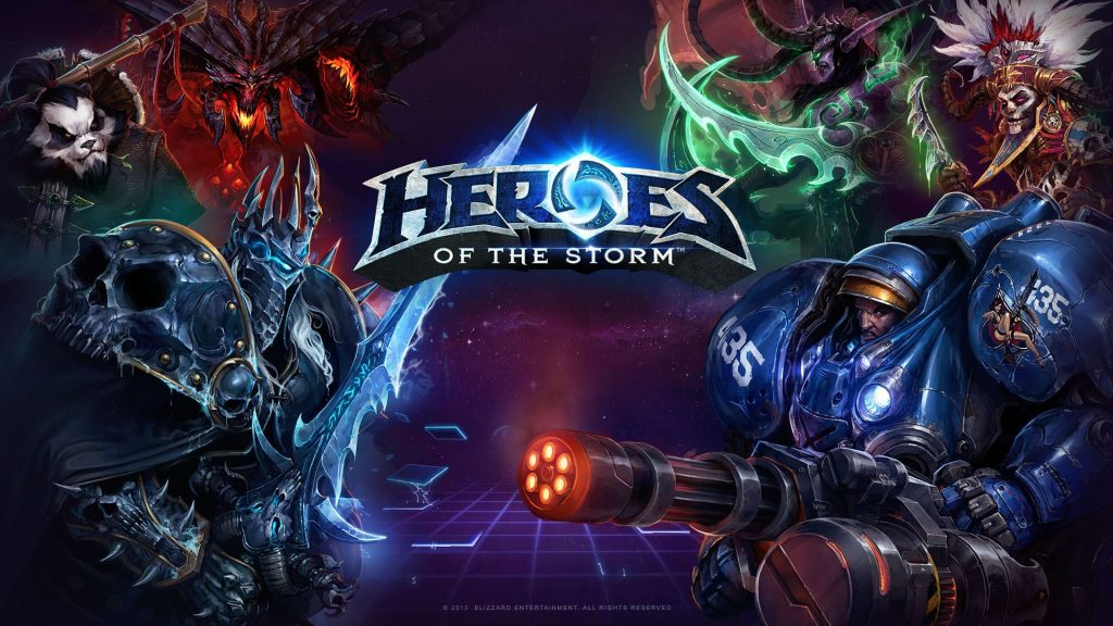 Heroes of the Storm Wallpaper