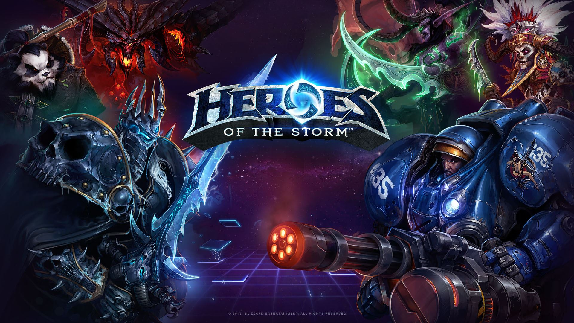 Heroes of the Storm: Kommt ein Bannsystem?