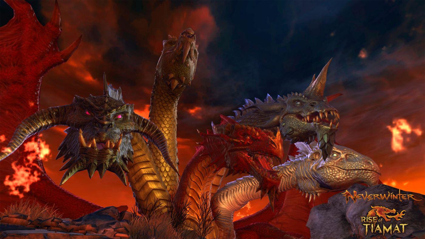 Neverwinter: Erweiterung Rise of Tiamat jetzt live