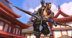 Overwatch Hanzo Screenshot