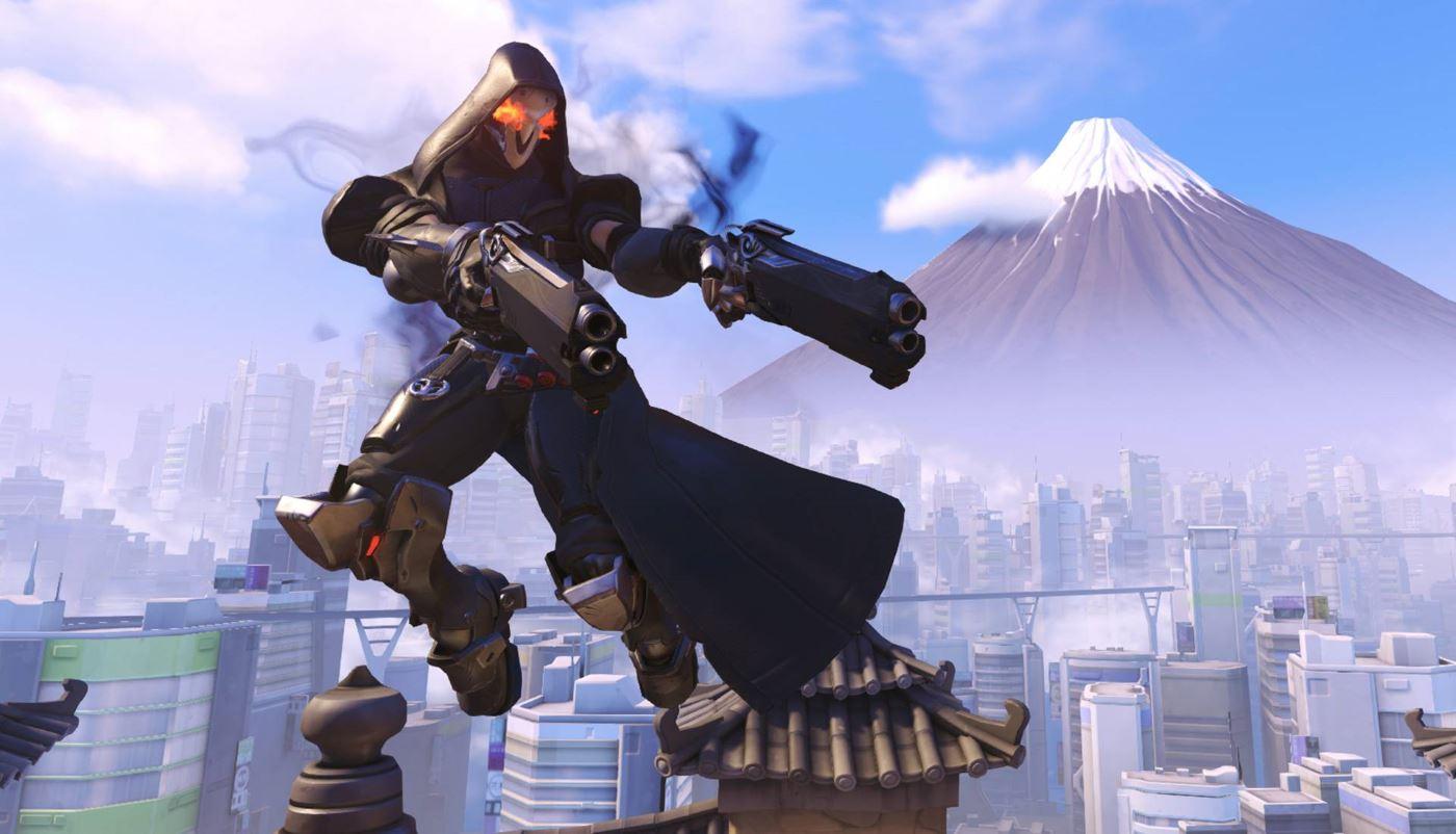 """Overwatch – Reaper und Soldier: 76 rappen über ihre """"Rhymes und Crimes"""""""