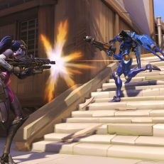 Overwatch Widowmaker Screenshot 2