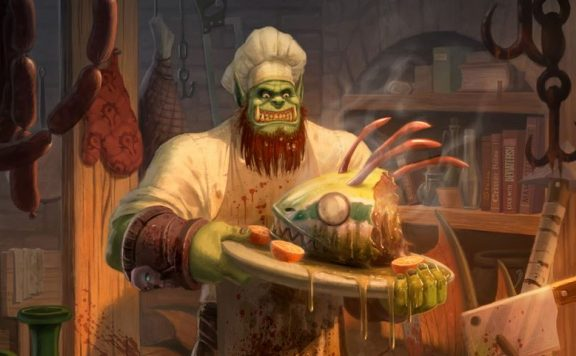 Warlords of Dreanor Bufffood Rezeptur
