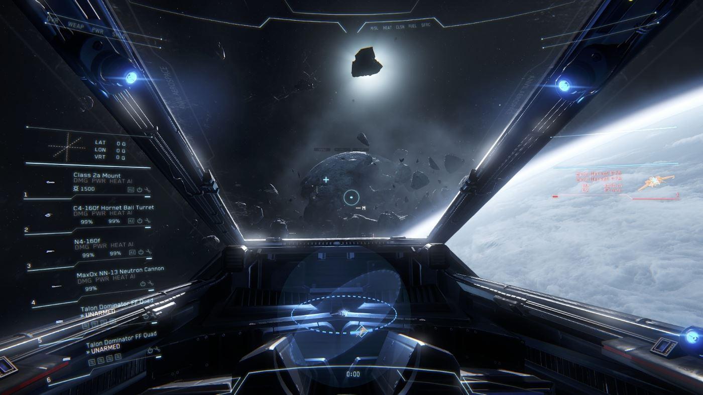 Star Citizen: Faszinierender Trailer zeigt Zoom-Out von einer Person in den Weltraum