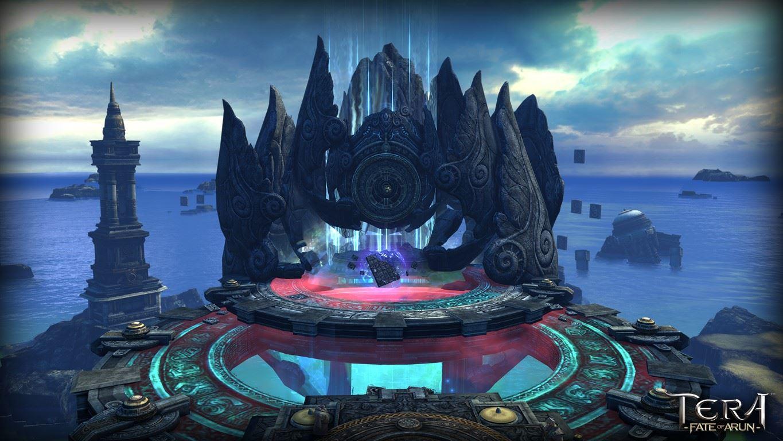 TERA: Mysteriöser Dungeon aus den Fluten emporgestiegen