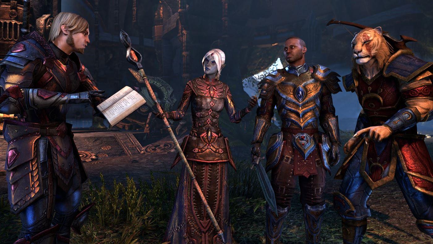 The Elder Scrolls Online: Wartungsarbeiten für PS4 und Xbox One am 25.8. und 26.8.