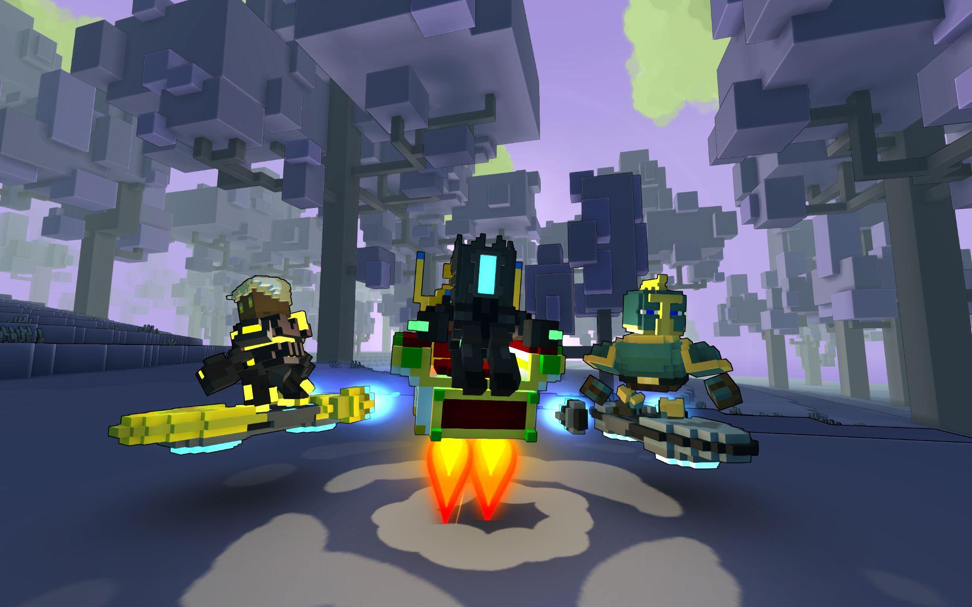 """Trove: """"Mehr Spieler als je zuvor"""", Trion Worlds erhöht Serverkapazität vor Launch"""