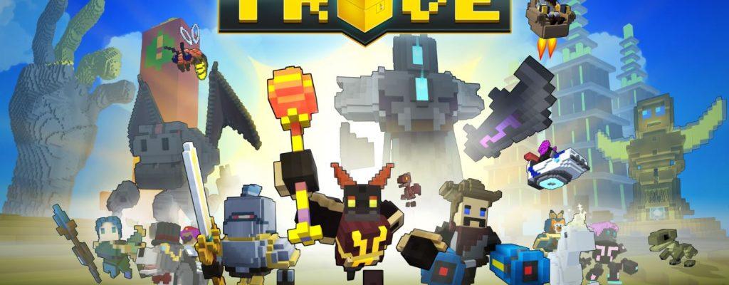 Trove – Ein großer Erfolg für Trion Worlds