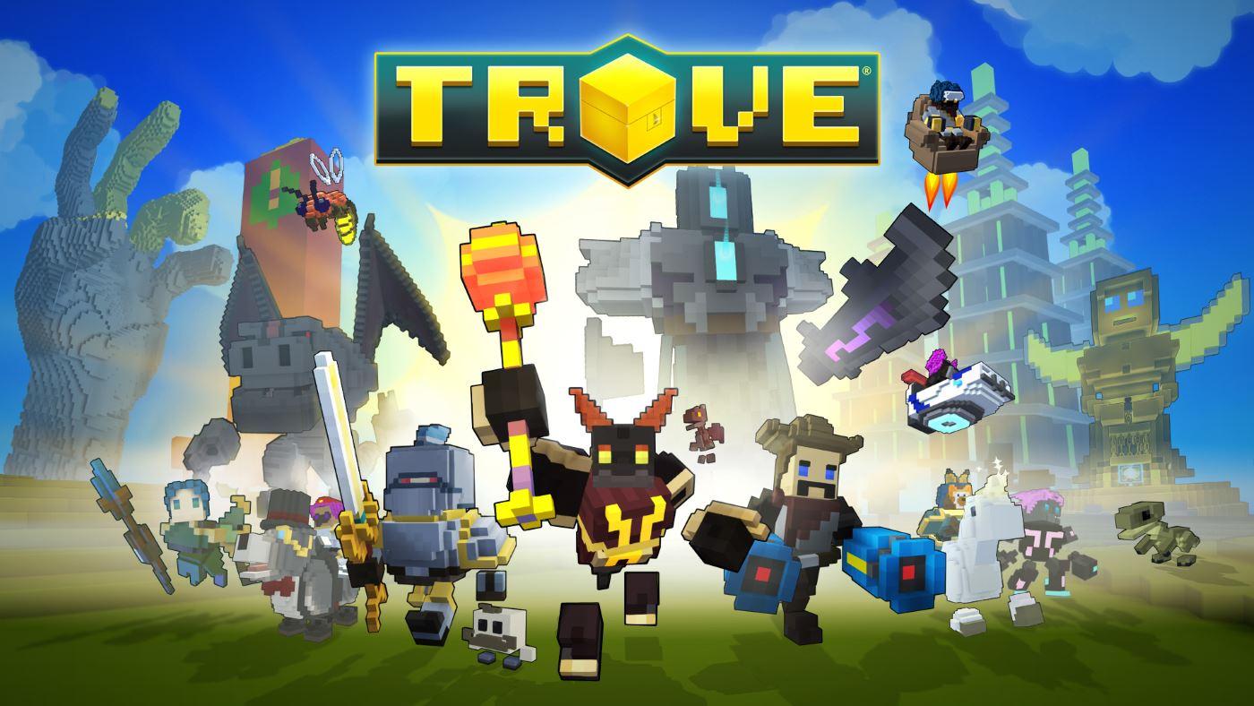 Free-to-play-MMORPG Trove: Zweit-Klassen für PC, PS4, Xbox One