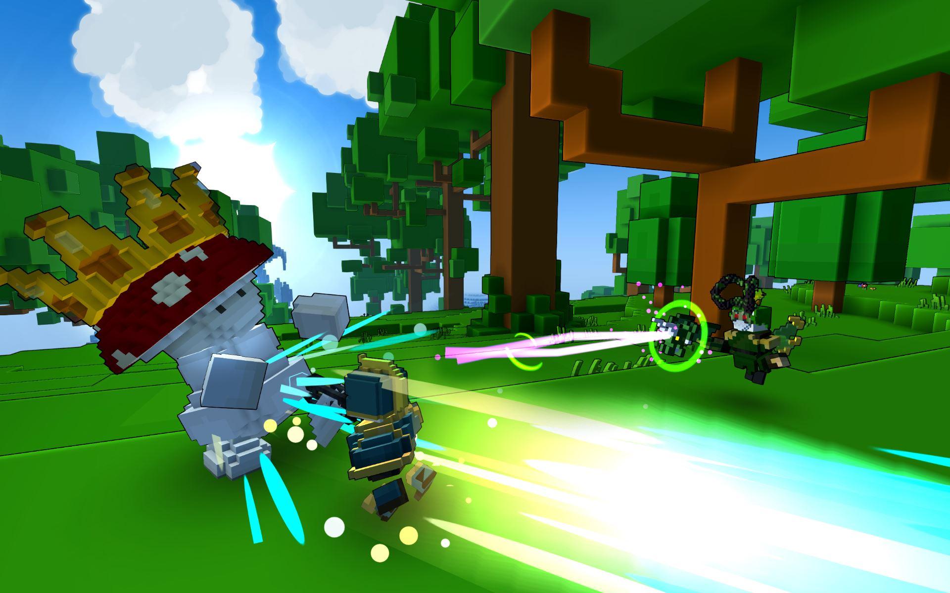 Minecraft-ähnliches MMO Trove hat Release-Datum auf PS4, Xbox One