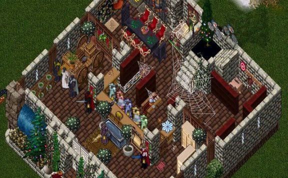 Ultima Online - einer der Vorreiter bei den Sandbiox-MMOs