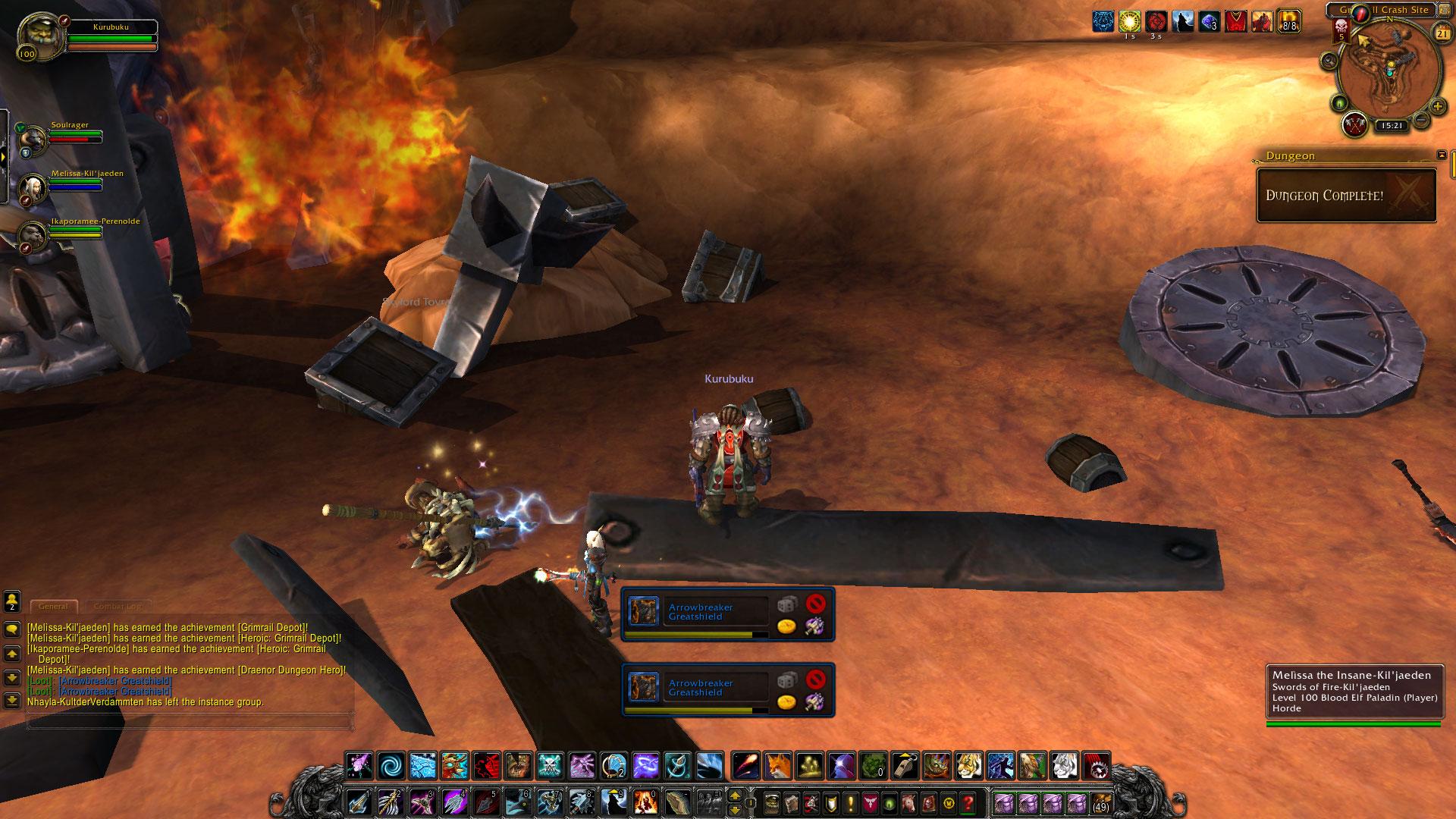World of Warcraft: Jetzt doch wieder Personal Loot, aber mit mehr Items