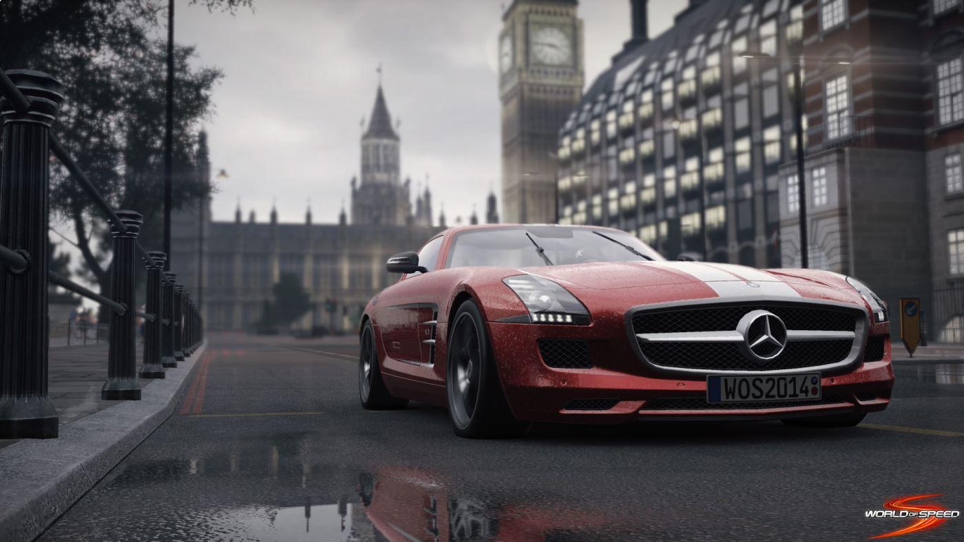 World of Speed: Neues Gameplay-Video und Anmeldung zur Open Beta