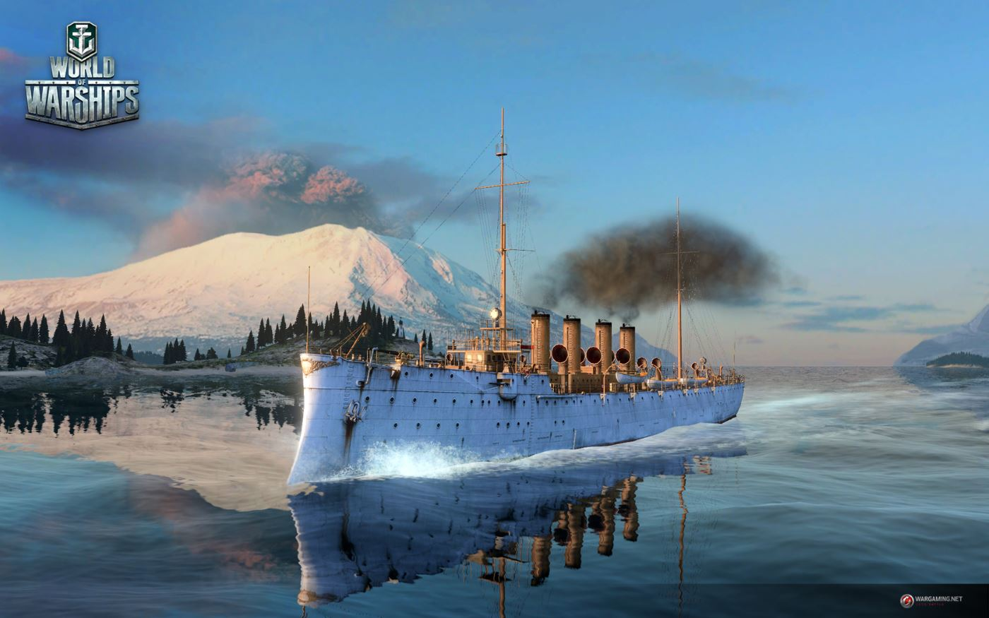 World of Warships: Stapellauf mit Trailer statt Champagner