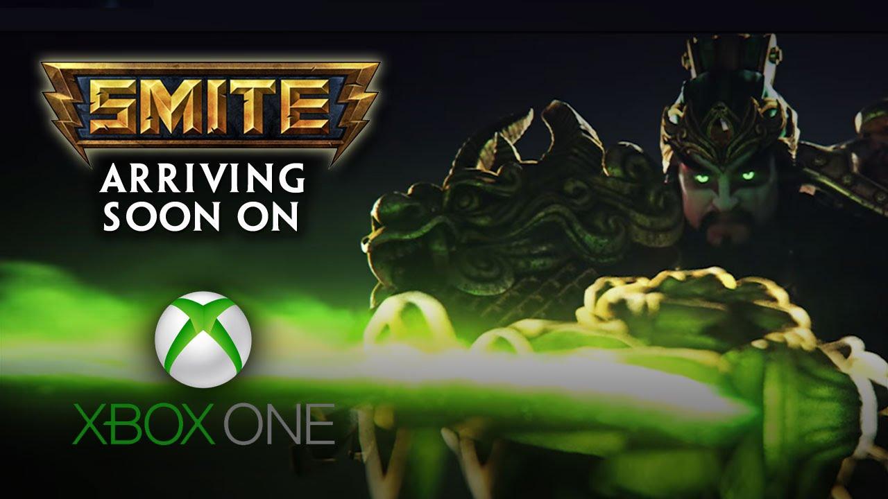 SMITE auf der Xbox One: Beta beginnt 2015!