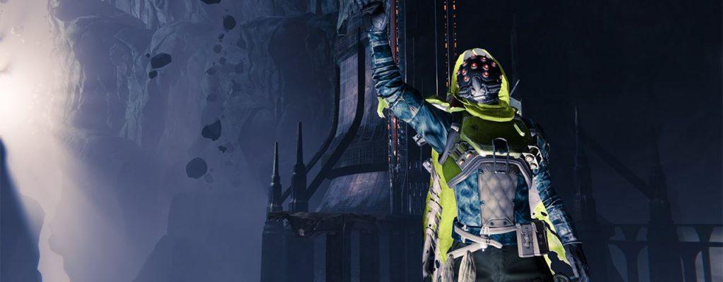 Destiny: Das sind die vier neuen Raid-Primär-Waffen aus dem Hard-Mode von Crotas Ende