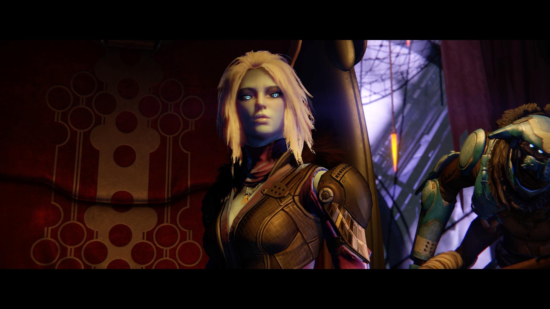 Destiny: Königin warnt, mit Haus der Wölfe stehen dunkle Zeiten bevor