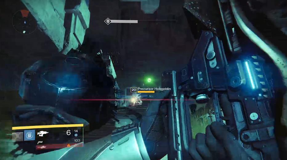 Destiny: Seht heute schon den Playstation-exklusiven DLC-Strike auf dem Mars in voller Länge