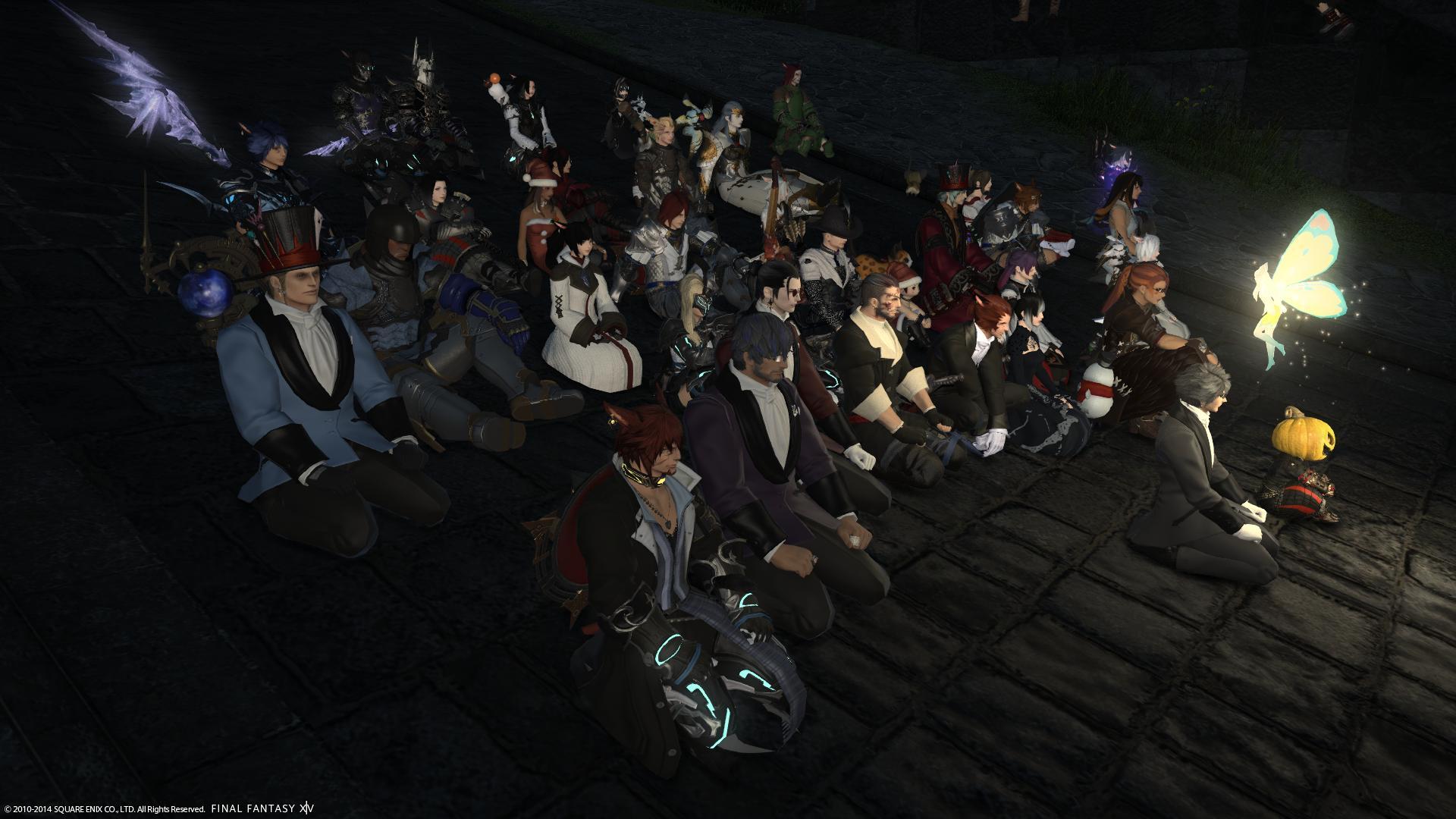 Final Fantasy XIV: Trauerfeier für sterbenden Spieler wird ans Totenbett gestreamt