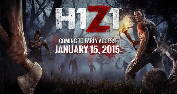 H1Z1-Early-Access