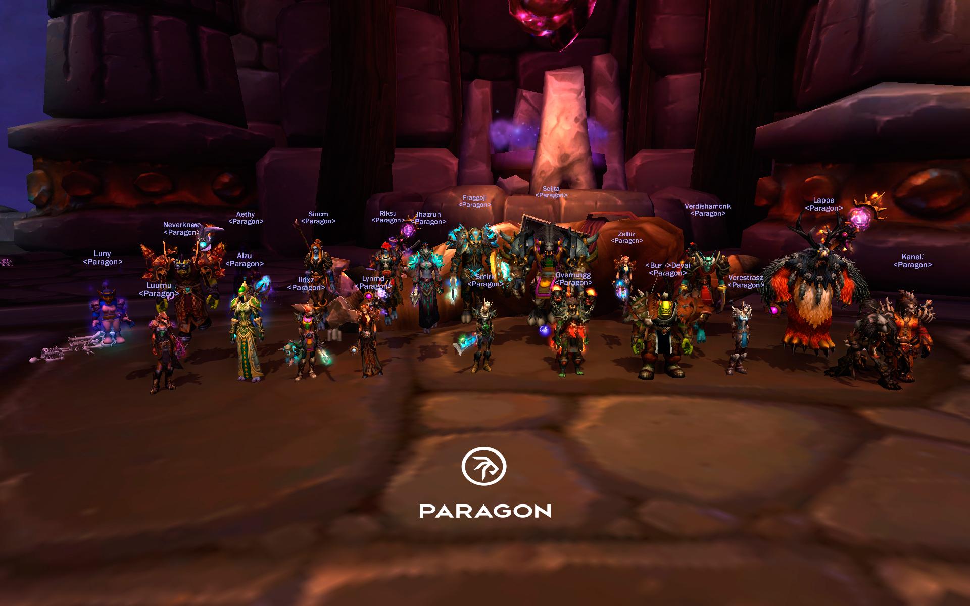 World of Warcraft: World-First Hochfels geht an Paragon, hoben sich den Butcher bis zum Schluss auf