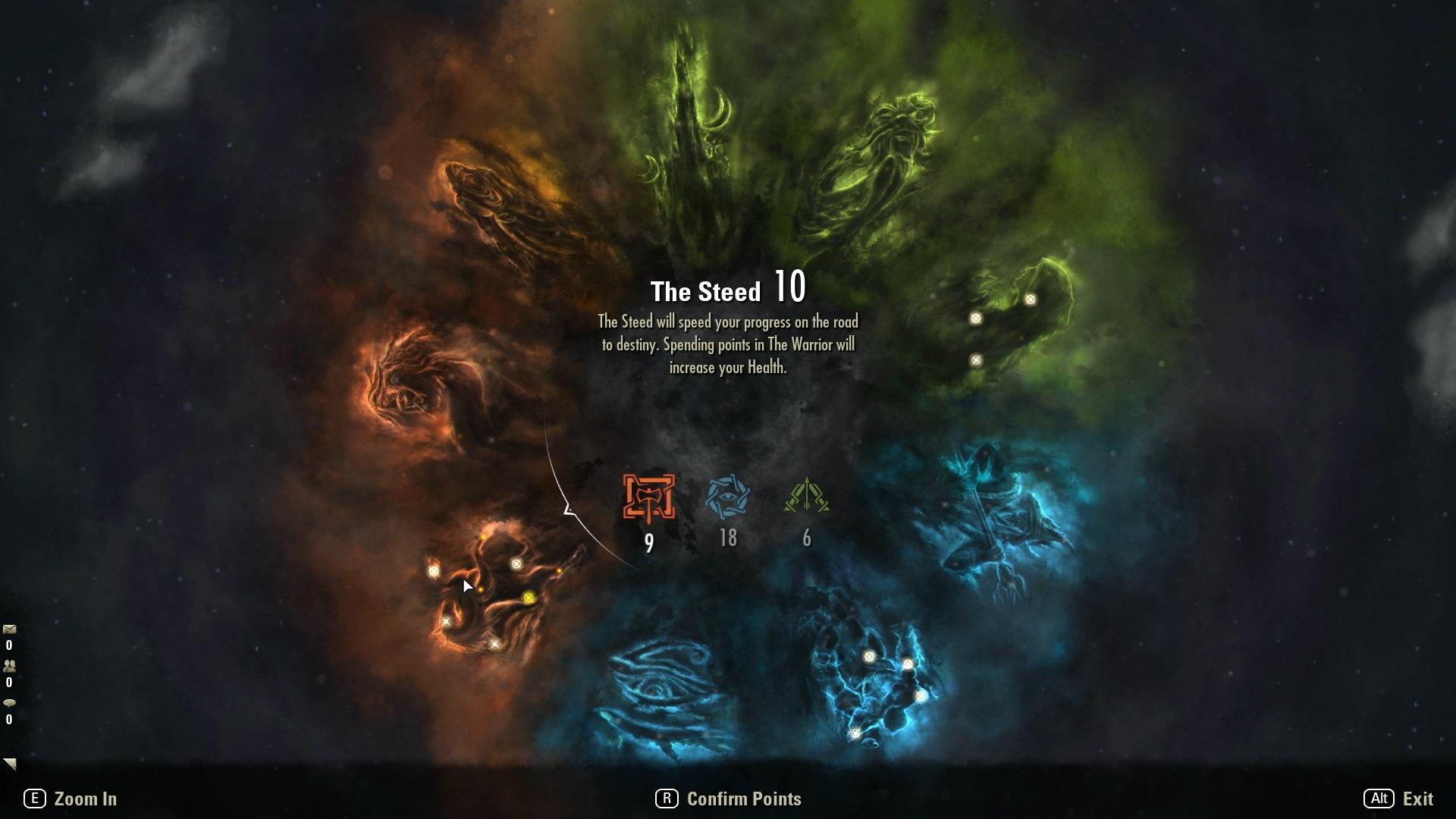 The Elder Scrolls Online wird Freitag das Champion-System im ESO Live erklären