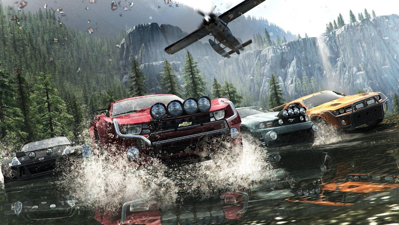 Racing-MMO The Crew 2 hat ein Release-Datum