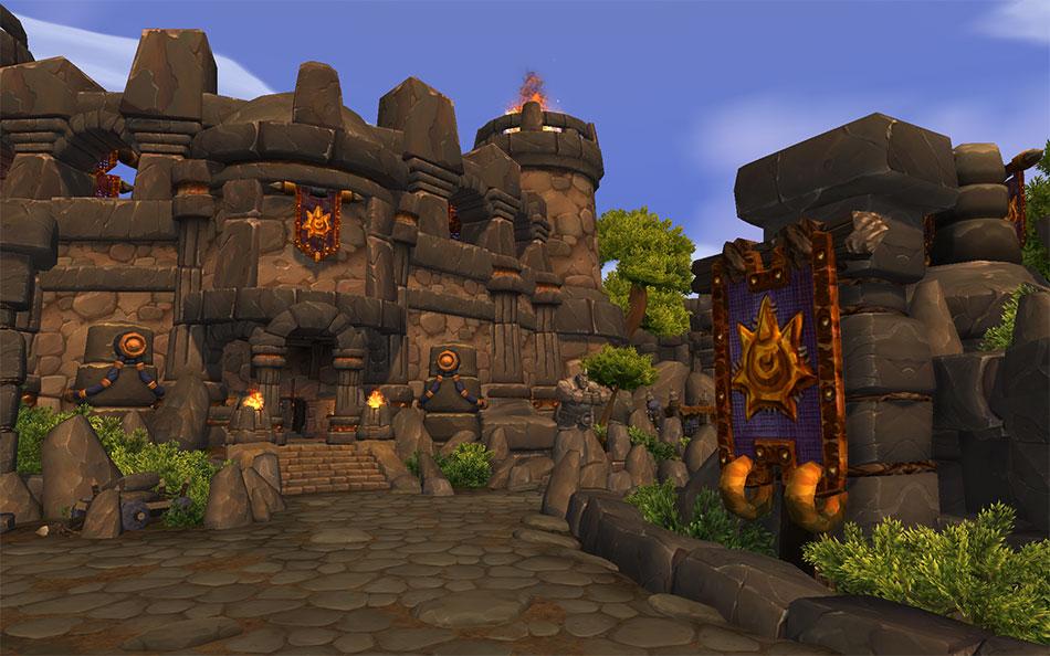 World of Warcraft: Zu Besuch bei den Ogern in Hochfels