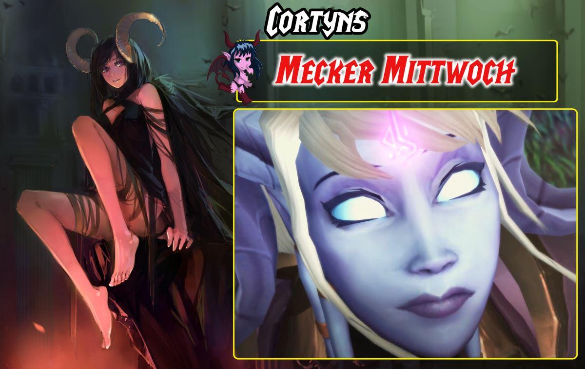 World of Warcraft: Verliebt in Yrel – Mecker Mittwoch