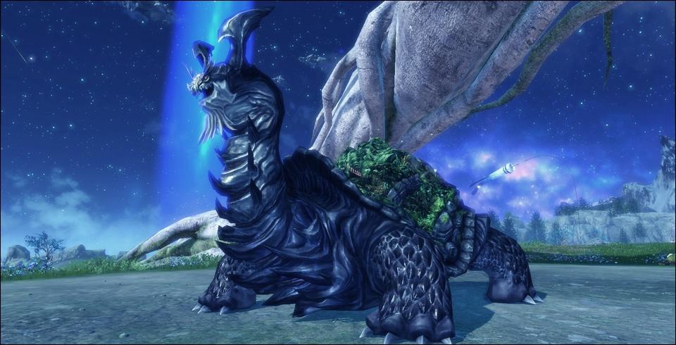 Blade & Soul: Endboss des neuen Raids hat 30 Phasen und ist eine Schildkröte