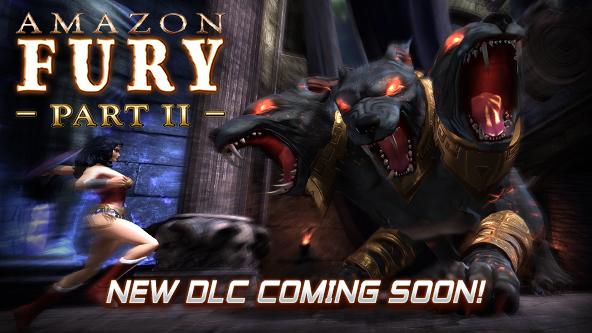 DC Universe Online: Das bringt der nächste DLC Amazon Fury II
