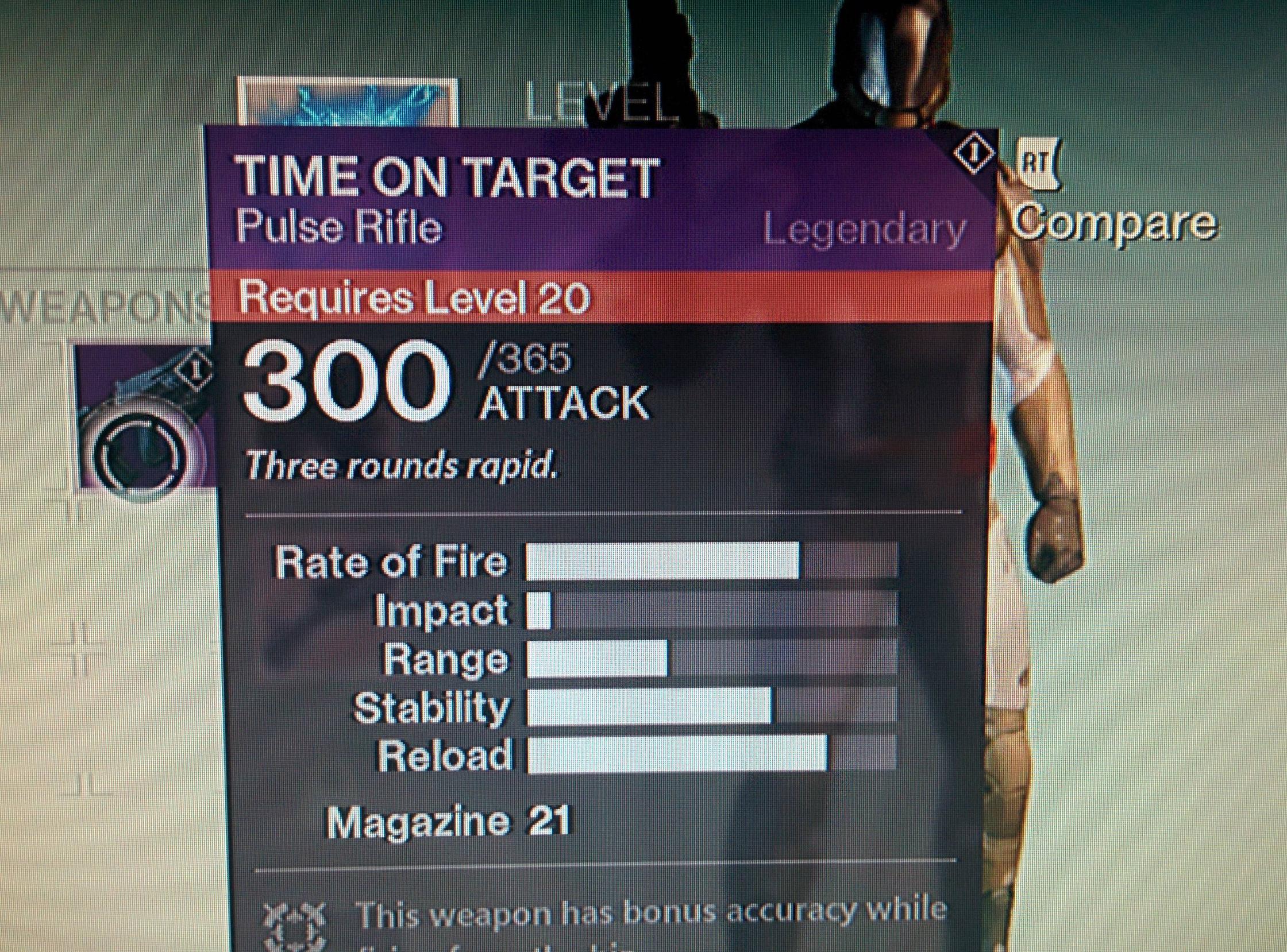 Destiny: Waffen mit 365 Höchstschaden durch Bug im Spiel