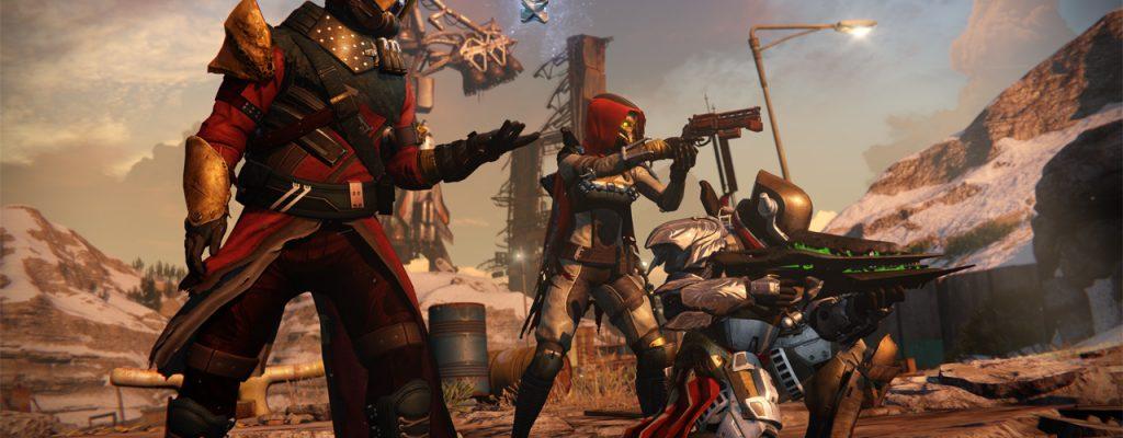 Destiny: Nächster Patch bringt mehr Matchmaking, mehr Abwechslung, minimal netteren Xur