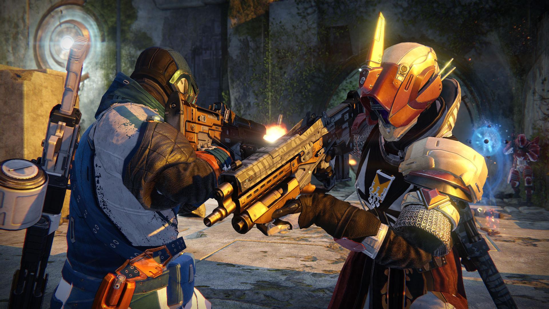 Destiny: Bungies Video der Woche ist ein Trailer für den DLC, unseres eine 57er-Runde im Schmelztiegel