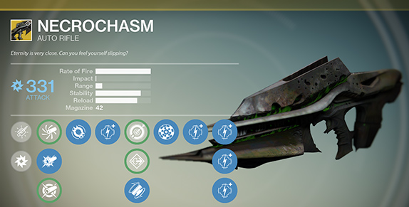 Destiny: Necrochasm wohl noch nicht im Spiel