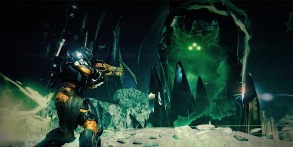 Destiny: Crota geht leichter, wenn der Schwertträger der Host des Spiels ist