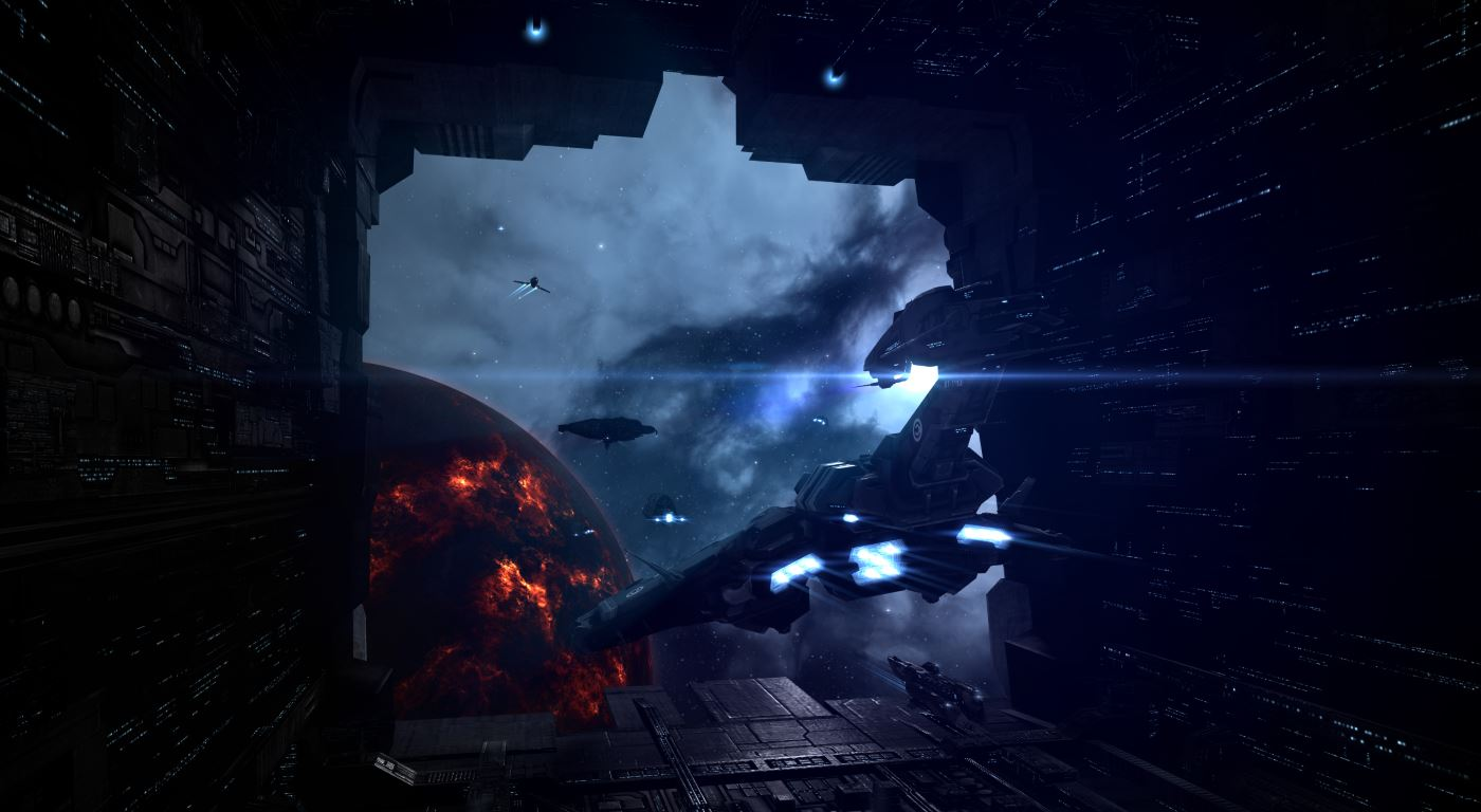 Spiele Wie Eve Online
