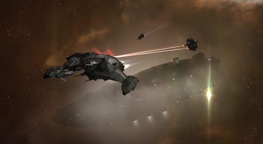EVE Online - Sleeper Mission