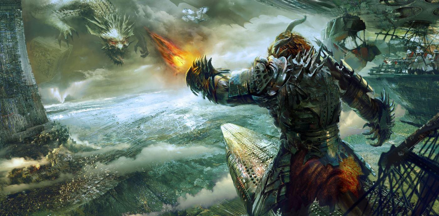 Guild Wars 2: Werft einen Blick auf die neue WvWvW-Karte