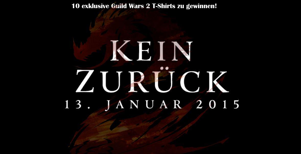 """Guild Wars 2 – """"Kein Zurück"""" Teaser und exklusives Gewinnspiel"""