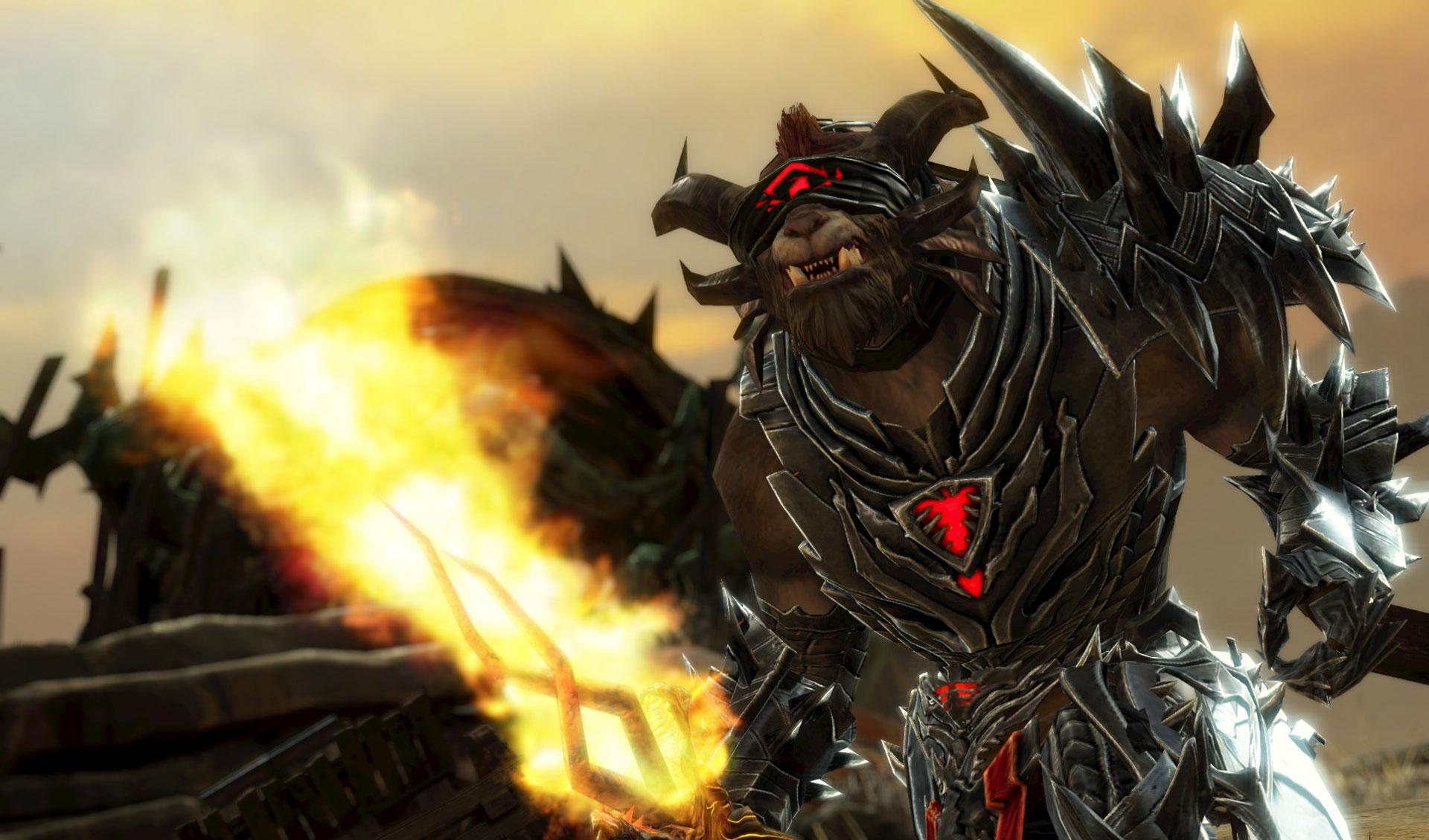 """Master X Master: """"Guild Wars 2""""-Held geht fremd, wir haben ihn erwischt! – Rytlock angespielt"""