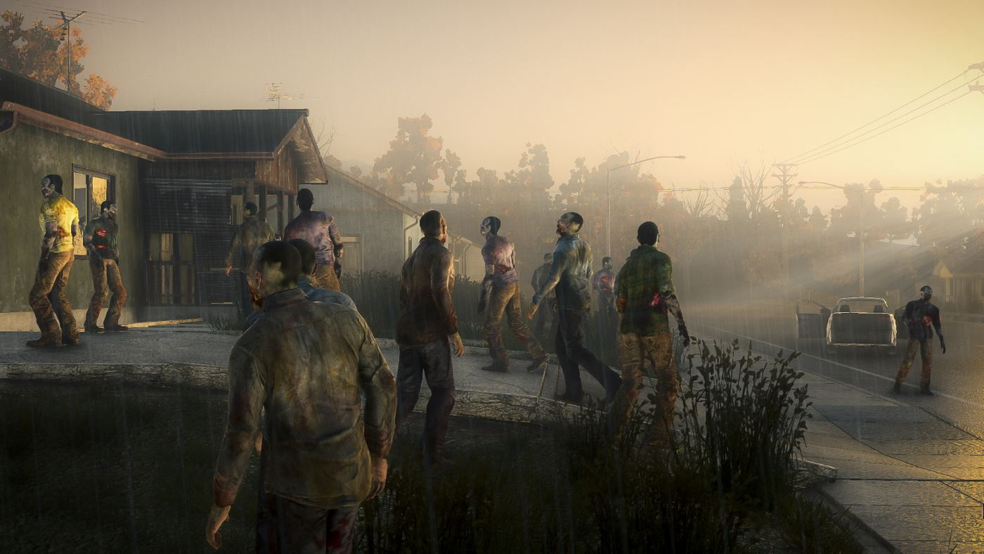 H1Z1: Zombie-MMO hat jetzt Zombies